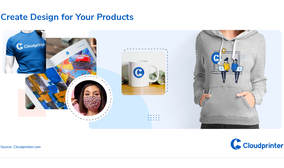 2-Create Design for Your Products