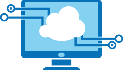 Cloud based web2print